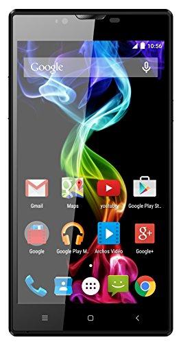pas cher un bon Archos 55 Platinum Unlock Smartphone (Écran: 8 Go – Dual SIM – Android) Bleu