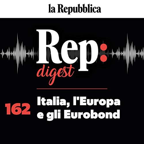 Couverture de Italia, l'Europa e gli Eurobond