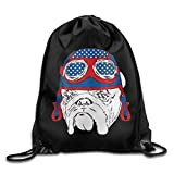 Etryrt Mochilas/Bolsas de Gimnasia,Bolsas de Cuerdas, All Agree Drawstring Bags Gym Bag Travel Backpack, Deer, Girls Drawstring Backpack for Boys Girls