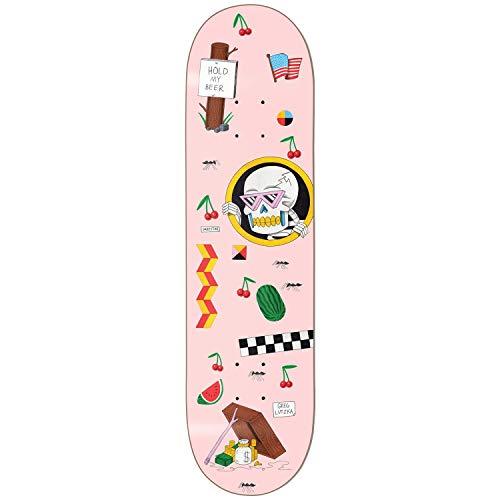 Darkstar Skateboard Deck Lutzka Cherries 21 cm