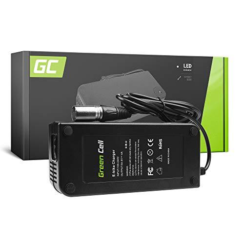 Green Cell® Cargador (54.6V 4A 218W) para Freway Gazelle Giant Greens Haibike...