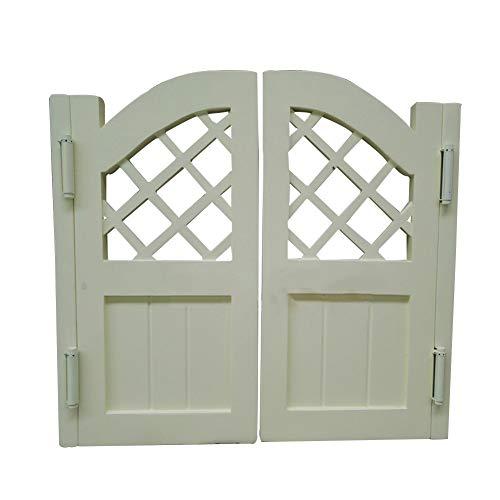 Cafe Puertas Contrapuertas Prefabricado Interior Puerta batiente de salón con Funciones de Cierre automático Batwing Puerta de mayordomo bisagras de Metal diseño, 27 tamaño