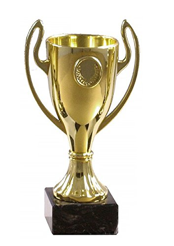 S.B.J - Sportland Pokal, Größe ca. 23 cm mit Marmorsockel