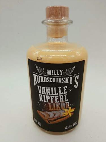 Willy Kokoschinski´s Vanille-Kipferl Likör (Sahne-Likör) 500 ml