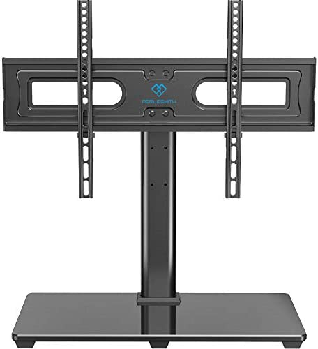 PERLESMITH Universal TV Stand Table Top TV Base for 37 to 70 inch LCD LED OLED 4K Flat Screen product image