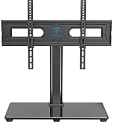 """COMPATIBILITY & DURABILITY DESIGN-universal TV mounting bracket fits most 37"""" - 70"""" TVs holds up to 99 lbs, VESA(mounting hole pattern): 100X100mm (4""""x 4"""") - 600X400mm (24""""x 16""""). Our TV mounting stand is compatible with Sony/Samsung/Vizio/Sharp/TCL/..."""