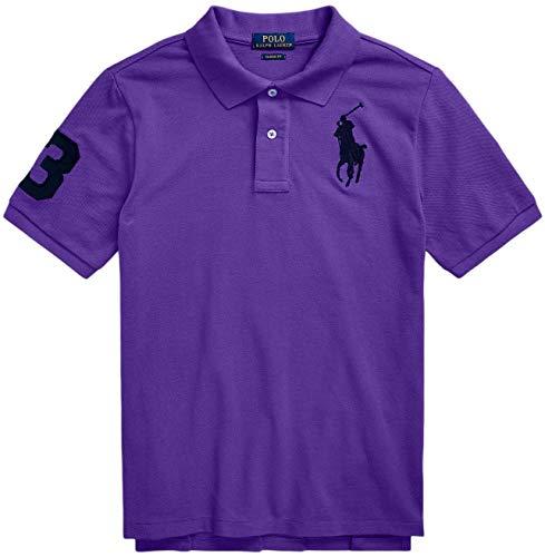 RALPH LAUREN Poloshirt aus Baumwollgeflecht - - XL