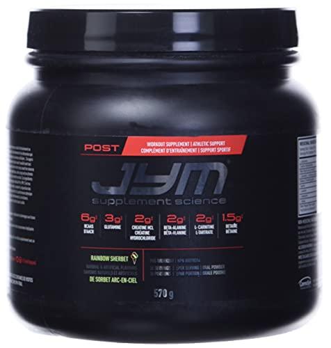 Jym Supplements Science Post jym Active Matrix 30 Serving - Rainbow...