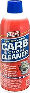 BTS PRO HEAVY DUTY CARB & CHOKE CLEANER 12 oz