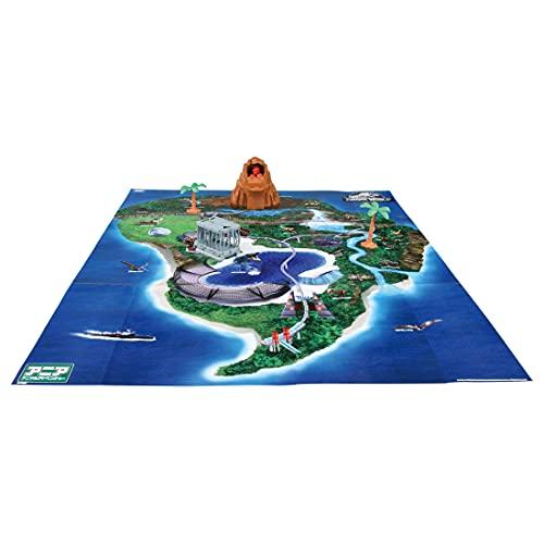 タカラトミー アニア ジュラシック・ワールド おおきな恐竜王国マップ