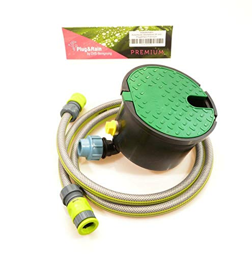 Plug&Rain Wasserhahn Anschluss-Steckdose 25 mm Premium