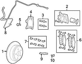 Mopar 6800 3776AA, Disc Brake Pad
