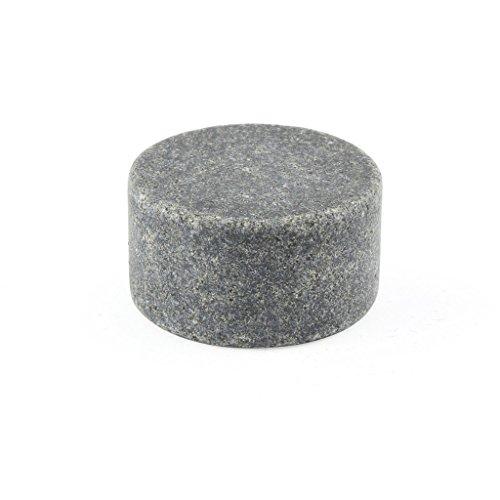 ERGEOB® 9er Set Whisky-Steine aus natürlichem Speckstein- Kühlsteine mit praktischen Stoffbeutel - 2