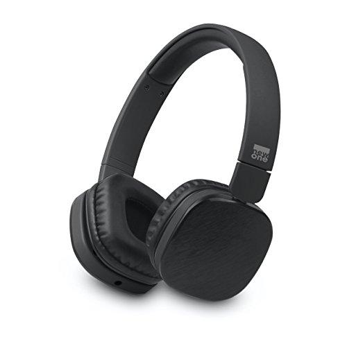 puissant Casque NewOne HD65 avec cadre rond noir – Casque (faible bruit, bandeau, filaire et sans fil,…