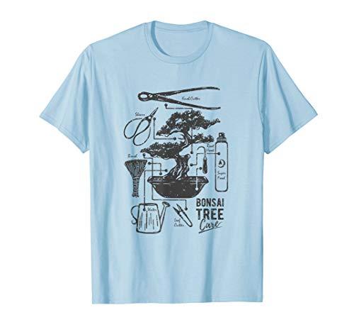 Bonsai Tree Care - Bonsai Tools - T-Shirt
