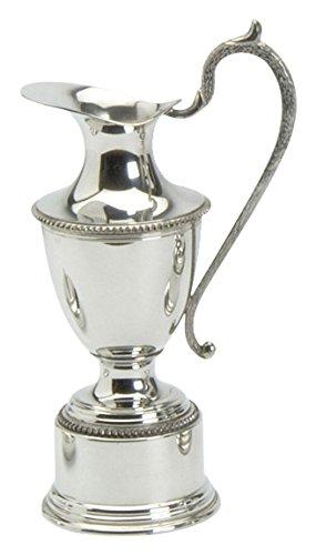Edwin Flasque & Co Claret Jug Style Trophy avec Finition polie, 20,3 cm, en Étain