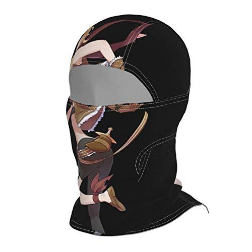 Felt Re Zero (1) Reusable Washable Neck Warmer Winter Dust Wind Gaiter Scarf Headgear Multiuse For Men Women As Pic One Size