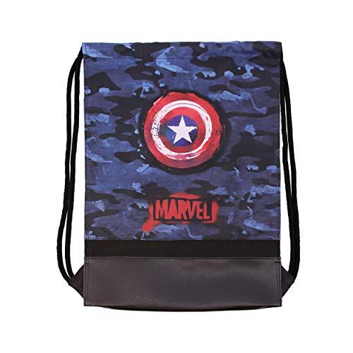 KARACTERMANIA Captain America Supreme-Storm Turnbeutel