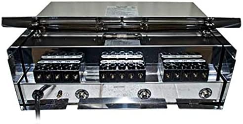 Dabmar Lighting Sales LVT900-MT-SS 900W Mt with NEW before selling 13 Transformer 14 12
