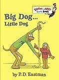 Big Dog . . . Little Dog (Bright & Early Board Books(TM))
