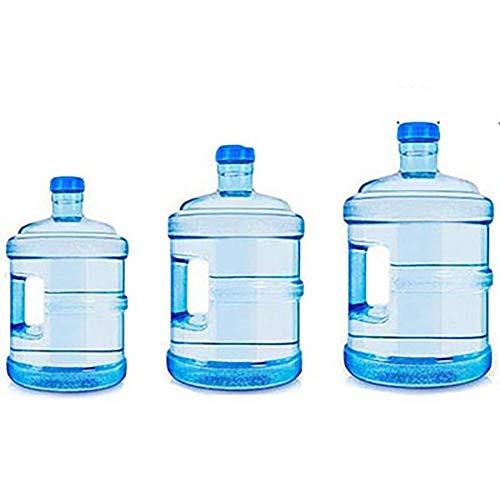 YINGJI Tanica con Rubinetto Pc secchi puliti di Minerale Botte Acqua Auto Serbatoio Serbatoio Serbatoio di accumulo dell'Acqua mobilia contenitori Acqua Portatile (Size : 7.5L)