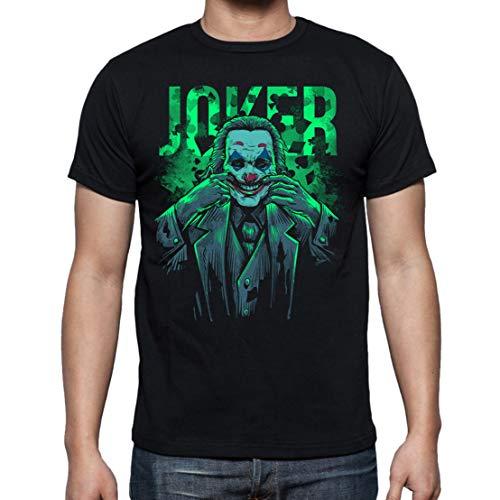 Camiseta de Hombre Joker Batman DC Gotham 006 3XL