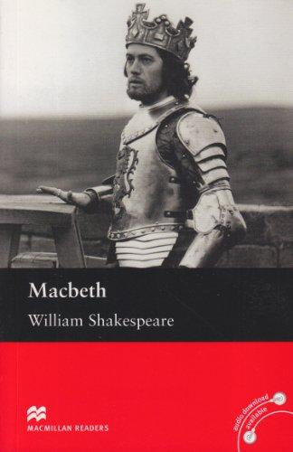 Macmillan Readers Macbeth Upper Intermediate Reader Without CDの詳細を見る