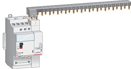 Legrand LEG412502 - Contattore domestico silenzioso 230 V 3P 400 V/25 A 3F