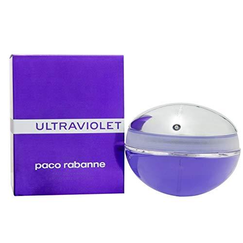 PACO RABANNE Ultra violet edp spray 2.7 onzas