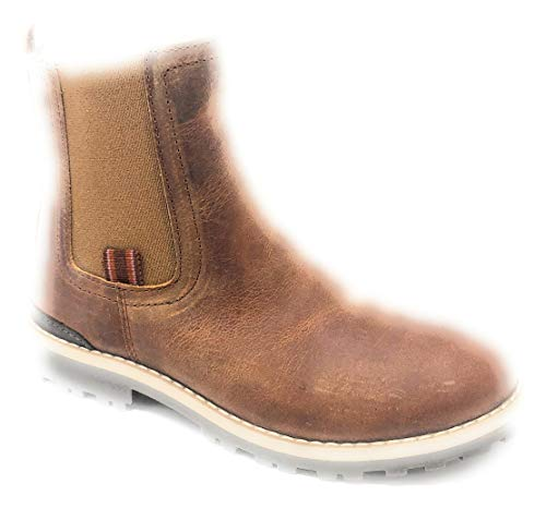 Bellybutton! Mädchen Leder Stiefeletten Boots Stiefel Schuhe Used Look (29 EU)