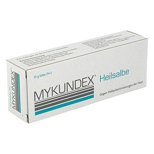 Mykundex Heilsalbe, 25 g Salbe