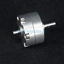 Fevas CRB2BW15-180S Rotary Actuator Cylinder Vane Type Double Shaft Single Vane Size 15mm Rotating Angle 180