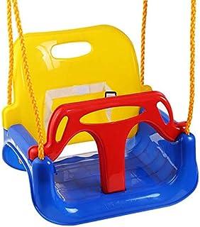 ارجوحة اطفال 3 في 1 متعددة الوظائف وساحة لعب ومساحة واسعة الأسرة، ارجوحة للاطفال من العاب الاطفال الخارجية
