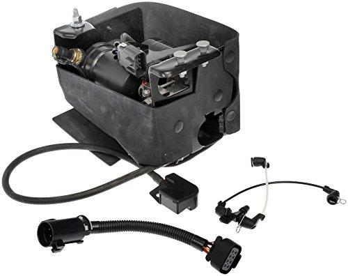 Dorman 949-099 Air Suspension Compressor for Select Cadillac / Chevrolet / GMC Models, Black (OE FIX)