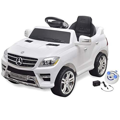 Mercedes Benz ML350 Blanche 6v