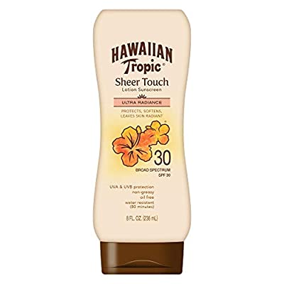 Hawaiian Tropic Sheer Touch