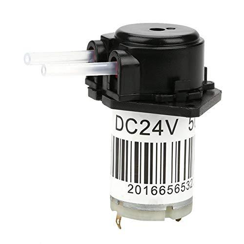 Broco Peristaltische pomp, DC 24 V mini, zelfaanzuigende waterzuiger, low noise snap-in type peristaltische pomp