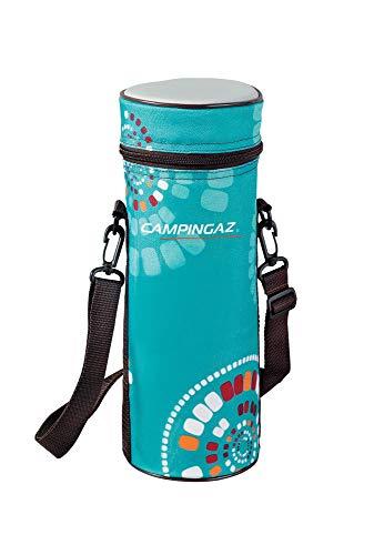 Campingaz Kühl Rucksack Ethnic MiniMaxi 9L, wasserdichter Rucksack mit Kühlfach, Isoliertasche, kühlt bis zu 10 Std, ideal für Picknick, Camping und Wandern