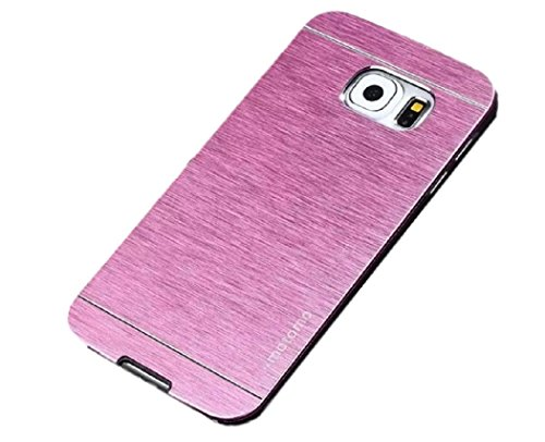 Leuchtbox Custodia ultra sottile e lussuosa per Samsung Galaxy S7, con telaio in materiale ibrido (alluminio + PC).