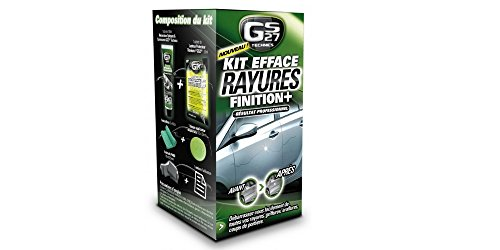 GS27 KIT EFFACE RAYURES FINITION +