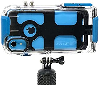 ProShot Touch - Waterproof Case Compatible with iPhone XR and iPhone 11, and Compatible with All GoPro Mounts