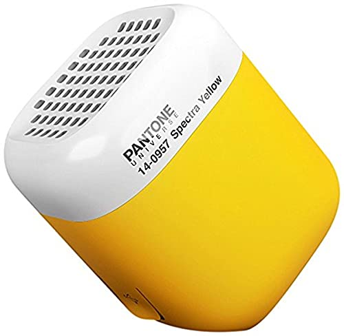 Kakkoii Qb Pantone Speaker - 14 0957 Spectra Yellow