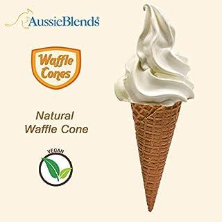 "Waffle Cones (2.16"" X 5.5"") - 312 Units / Case (NATURAL)"