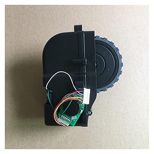 piao Piao 1 pieza rueda derecha con motor montaje ajuste para Panda X500 robot Partes de aspirador piezas accesorios