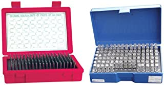 ELITE PRECISION .201-.300 Certified Class ZZ Minus Pin Gage Set