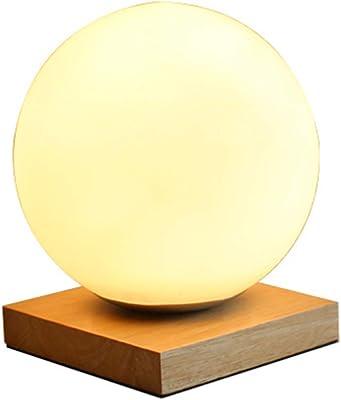 Lámpara De Cristal Simple Creativa Nórdica E27, Pequeña Lámpara De ...