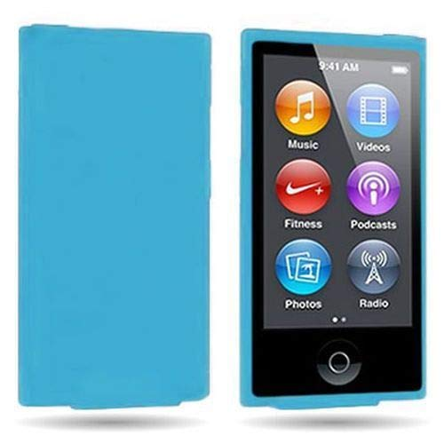 iPod Nano 7, Nano 8 Silicone Case Cover