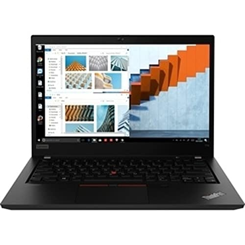Lenovo ThinkPad T14 Gen 1 20S0002NUS 14' Notebook - 1920 x 1080 - Core i7 i7-10510U - 8 GB RAM - 256 GB SSD - Windows 10 Pro 64-bit - Intel UHD Graphics - Bluetooth