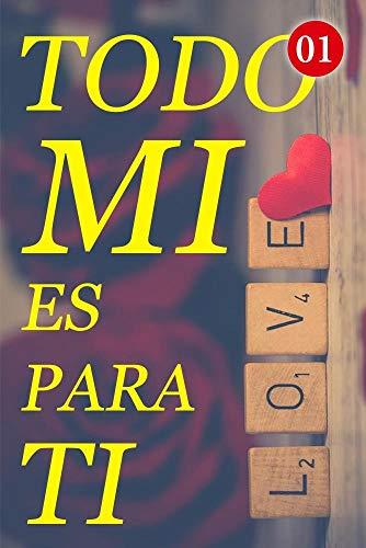 Todo Mi Cariño Es Para Ti de Mano Book
