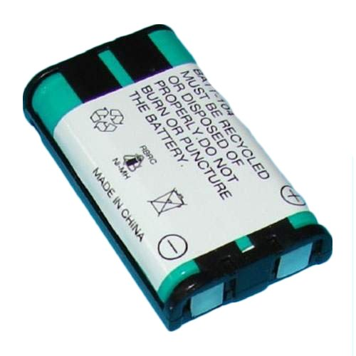 Panasonic KX-TG5561 Cordless Phone Battery Ni-MH, 3.6 Volt, 830 mAh - Ultra Hi-Capacity - Replacement for Panasonic HHR-P104 Rechargeable Battery